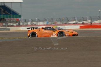World© Octane Photographic Ltd. FIA World Endurance Championship (WEC) Silverstone 6hr – Friday 18th April 2014. LMGTE AM. 8 Star Motorsports - Ferrari F458 Italia – Vincente Pottolicchio, Gianluca Roda, Paolo Ruberti. Digital Ref : 0907lb1d0903