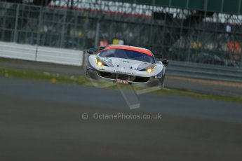 World© Octane Photographic Ltd. FIA World Endurance Championship (WEC) Silverstone 6hr – Friday 18th April 2014. LMGTE PRO. RAM Racing. – Ferrari F458 Italia – Matt Griffin, Alvaro Parente.  Digital Ref : 0907lb1d5886