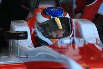 World © Octane Photographic Ltd. Cooper Tyres British Formula 3 Media Day, Castle Donington, Tuesday 8th April 2014. Fortec Motorsports - Dallara F312 Mercedes HWA – Alex Gill. Digital Ref :  0903lb1d3594