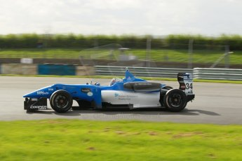 World © Octane Photographic Ltd. Cooper Tyres British Formula 3 Media Day, Castle Donington, Tuesday 8th April 2014. Double R Racing - Andy Chang - Dallara F312 Mercedes HWA. Digital Ref : 0903lb1d9805