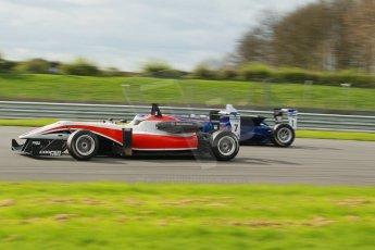 World © Octane Photographic Ltd. Cooper Tyres British Formula 3 Media Day, Castle Donington, Tuesday 8th April 2014. Fortec Motorsports - Dallara F312 Mercedes HWA – Alex Gill. Digital Ref : 0903lb1d9847