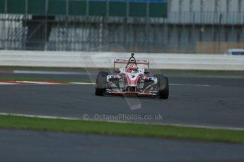 World © Octane Photographic Ltd. BRDC Formula 4 Qualifying, Silverstone, UK, Saturday 16th August 2014. MSV F4-013. HHC Motorsport. Raoul Hyman. Digital Ref : 1075LB1D4686