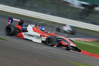World © Octane Photographic Ltd. BRDC Formula 4 Qualifying, Silverstone, UK, Saturday 16th August 2014. MSV F4-013. HHC Motorsport. Will Palmer. Digital Ref : 1075LB1D4784