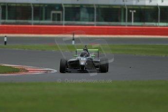 World © Octane Photographic Ltd. BRDC Formula 4 Qualifying, Silverstone, UK, Saturday 16th August 2014. MSV F4-013. Michael Claessens. Digital Ref : 1075LB1D4922