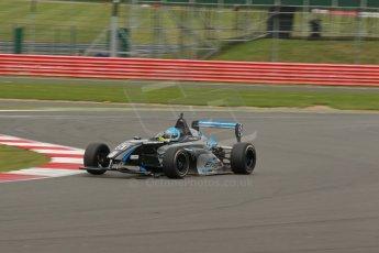 World © Octane Photographic Ltd. BRDC Formula 4 Championship. MSV F4-013. Silverstone, Sunday 27th April 2014. Enigma Motorsport – Falco Wauer. Digital Ref : 0916lb1d2257