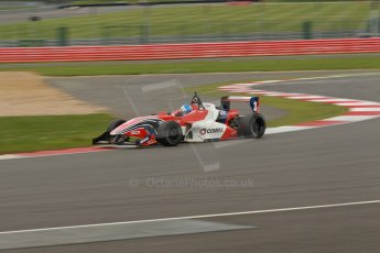 World © Octane Photographic Ltd. BRDC Formula 4 Championship. MSV F4-013. Silverstone, Sunday 27th April 2014. HHC Motorsport - Will Palmer. Digital Ref : 0916lb1d2300