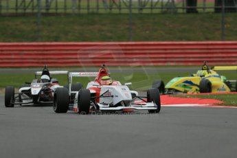 World © Octane Photographic Ltd. BRDC Formula 4 Championship. MSV F4-013. Silverstone, Sunday 27th April 2014. Lanan Racing - Struan Moore. Digital Ref : 0916lb1d9615