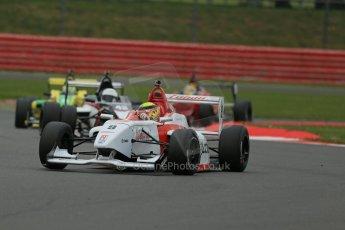 World © Octane Photographic Ltd. BRDC Formula 4 Championship. MSV F4-013. Silverstone, Sunday 27th April 2014. Lanan Racing - Struan Moore. Digital Ref : 0916lb1d9622