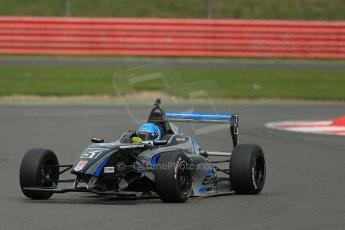 World © Octane Photographic Ltd. BRDC Formula 4 Championship. MSV F4-013. Silverstone, Sunday 27th April 2014. Enigma Motorsport – Falco Wauer. Digital Ref : 0916lb1d9857