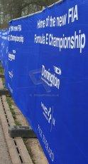 World © Octane Photographic Ltd. 3rd April 2014 - FIA Formula E Head Quarters under construction - Donington Park. Digital Ref : 0890lb1d3381