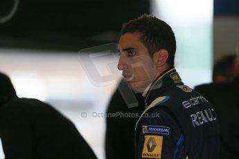 World © Octane Photographic Ltd. FIA Formula E testing – Donington Park 19th August 2014. Spark-Renault SRT_01E. e.dams-Renault - Sebastien Buemi. Digital Ref : 1077LB1D5715