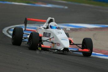 World © Octane Photographic Ltd. Donington Park test, Thursday 17th April 2014. Dunlop MSA Formula Ford Championship of Great Britain. SWB - James Webb – Sinter LA12/Scholar. Digital Ref : 0905lb1d4968