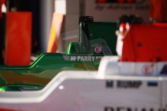 World © Octane Photographic Ltd. Eurocup Formula Renault 2.0 Championship testing. Jerez de la Frontera, Thursday 27th March 2014. Fortec Motorsports – Matt (Matthew) Parry. Digital Ref :  0900cb1d7008