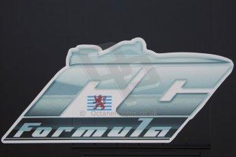 World © Octane Photographic Ltd. Eurocup Formula Renault 2.0 Championship testing. Jerez de la Frontera, Thursday 27th March 2014. RC Formula logo. Digital Ref :  0900cb1d7360