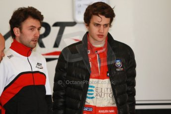 World © Octane Photographic Ltd. Eurocup Formula Renault 2.0 Championship testing. Jerez de la Frontera, Thursday 27th March 2014. ART Junior Team - Aureilen Panis. Digital Ref :  0900cb1d7375