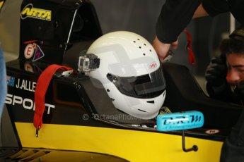 World © Octane Photographic Ltd. Eurocup Formula Renault 2.0 Championship testing. Jerez de la Frontera, Thursday 27th March 2014. Arta Engineering – James Allen. Digital Ref :  0900cb1d7422