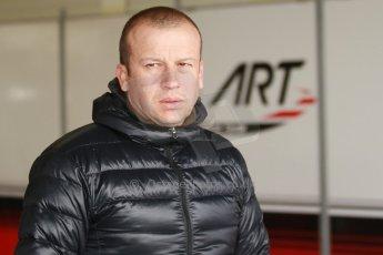 World © Octane Photographic Ltd. Eurocup Formula Renault 2.0 Championship testing. Jerez de la Frontera, Thursday 27th March 2014. ART Junior Team - Olivier Panis. Digital Ref :  0900cb1d7463