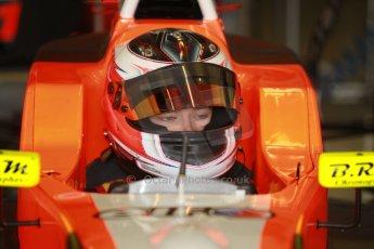 World © Octane Photographic Ltd. Eurocup Formula Renault 2.0 Championship testing. Jerez de la Frontera, Thursday 27th March 2014. Tech 1 Racing – Vasily Romanov. Digital Ref :  0900cb1d7475