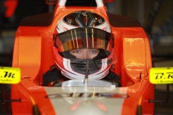 World © Octane Photographic Ltd. Eurocup Formula Renault 2.0 Championship testing. Jerez de la Frontera, Thursday 27th March 2014. Tech 1 Racing – Vasily Romanov. Digital Ref :  0900cb1d7477