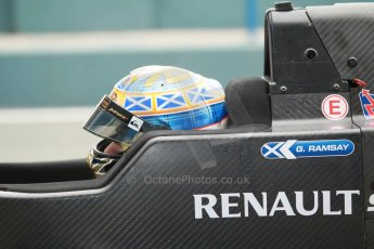 World © Octane Photographic Ltd. Eurocup Formula Renault 2.0 Championship testing. Jerez de la Frontera, Thursday 27th March 2014. KTR – Gregor Ramsay. Digital Ref :  0900cb1d7480