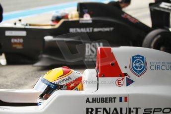 World © Octane Photographic Ltd. Eurocup Formula Renault 2.0 Championship testing. Jerez de la Frontera, Thursday 27th March 2014. Tech 1 Racing – Anthoine Hubert. Digital Ref :  0900cb1d7484