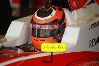 World © Octane Photographic Ltd. Eurocup Formula Renault 2.0 Championship testing. Jerez de la Frontera, Thursday 27th March 2014. Fortec Motorsports – Jack Aitken. Digital Ref :  0900cb1d7493