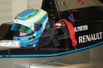 World © Octane Photographic Ltd. Eurocup Formula Renault 2.0 Championship testing. Jerez de la Frontera, Thursday 27th March 2014. Josef Kaufmann Racing – Ryan Tveter. Digital Ref :  0900cb1d7532