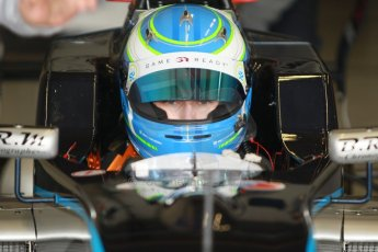 World © Octane Photographic Ltd. Eurocup Formula Renault 2.0 Championship testing. Jerez de la Frontera, Thursday 27th March 2014. Josef Kaufmann Racing – Ryan Tveter. Digital Ref :  0900cb1d7534