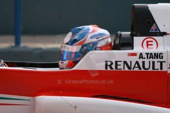 World © Octane Photographic Ltd. Eurocup Formula Renault 2.0 Championship testing. Jerez de la Frontera, Thursday 27th March 2014. Prema Powerteam – Andrew Tang. Digital Ref :  0900cb1d7558