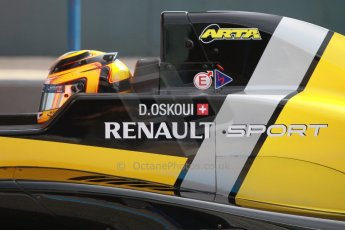World © Octane Photographic Ltd. Eurocup Formula Renault 2.0 Championship testing. Jerez de la Frontera, Thursday 27th March 2014. Arta Engineering – Darius Oskoui. Digital Ref :  0900cb1d7578