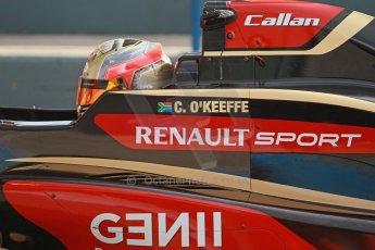 World © Octane Photographic Ltd. Eurocup Formula Renault 2.0 Championship testing. Jerez de la Frontera, Thursday 27th March 2014. ART Junior Team – Callan O'Keeffe. Digital Ref :  0900cb1d7586