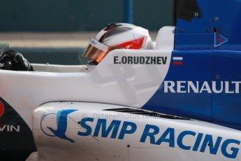 World © Octane Photographic Ltd. Eurocup Formula Renault 2.0 Championship testing. Jerez de la Frontera, Thursday 27th March 2014. Tech 1 Racing – Egor Orudzhev. Digital Ref :  0900cb1d7607