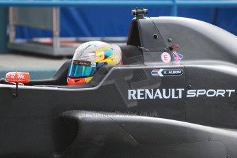 World © Octane Photographic Ltd. Eurocup Formula Renault 2.0 Championship testing. Jerez de la Frontera, Thursday 27th March 2014 – Alexander Albon. KTR. Digital Ref :  0900cb1d7638