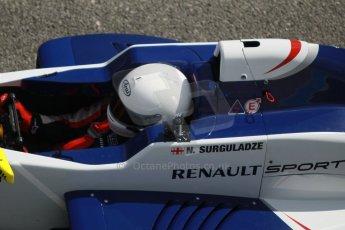 World © Octane Photographic Ltd. Eurocup Formula Renault 2.0 Championship testing. Jerez de la Frontera, Thursday 27th March 2014. Koiranen GP – Nicholas Surguladze. Digital Ref :  0900cb1d7663