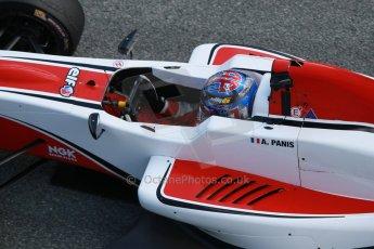 World © Octane Photographic Ltd. Eurocup Formula Renault 2.0 Championship testing. Jerez de la Frontera, Thursday 27th March 2014. ART Junior Team - Aureilen Panis. Digital Ref :  0900cb1d7718