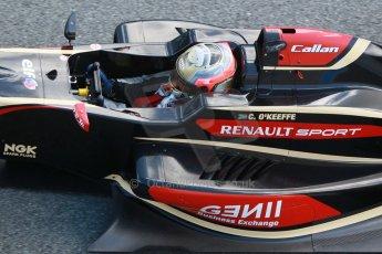 World © Octane Photographic Ltd. Eurocup Formula Renault 2.0 Championship testing. Jerez de la Frontera, Thursday 27th March 2014. ART Junior Team – Callan O'Keeffe. Digital Ref :  0900cb1d7724