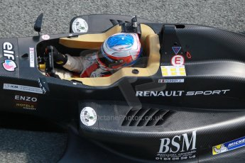 World © Octane Photographic Ltd. Eurocup Formula Renault 2.0 Championship testing. Jerez de la Frontera, Thursday 27th March 2014. RC Formula – Jordan Perroy. Digital Ref :  0900cb1d7733