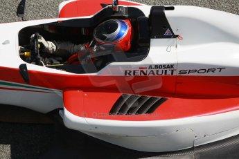 World © Octane Photographic Ltd. Eurocup Formula Renault 2.0 Championship testing. Jerez de la Frontera, Thursday 27th March 2014. Prema Powerteam – Alex Bosak. Digital Ref :  0900cb1d7749