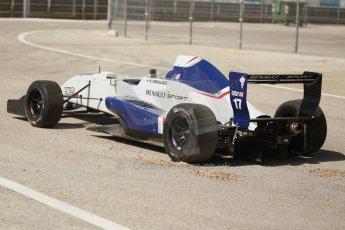 World © Octane Photographic Ltd. Eurocup Formula Renault 2.0 Championship testing. Jerez de la Frontera, Thursday 27th March 2014. Koiranen GP – Nicholas Surguladze. Digital Ref :  0900cb1d7804