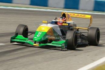 World © Octane Photographic Ltd. Eurocup Formula Renault 2.0 Championship testing. Jerez de la Frontera, Thursday 27th March 2014. Manor MP Motorsports – Steijn Schothorst. Digital Ref :  0900cb1d7953