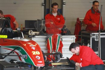 World © Octane Photographic Ltd. Eurocup Formula Renault 2.0 Championship testing. Jerez de la Frontera, Thursday 27th March 2014. Prema Powerteam – Bruno Bonifacio. Digital Ref :  0900cb1d7977