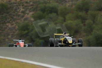 World © Octane Photographic Ltd. Eurocup Formula Renault 2.0 Championship testing. Jerez de la Frontera, Thursday 27th March 2014. Arta Engineering – Darius Oskoui. Digital Ref :  0900lb1d0192