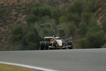 World © Octane Photographic Ltd. Eurocup Formula Renault 2.0 Championship testing. Jerez de la Frontera, Thursday 27th March 2014. Arta Engineering – Simon Gachet. Digital Ref :  0900lb1d0267
