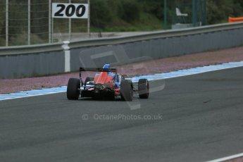 World © Octane Photographic Ltd. Eurocup Formula Renault 2.0 Championship testing. Jerez de la Frontera, Thursday 27th March 2014. JD Motorsport – Metevos Isaakyan. Digital Ref :  0900lb1d0311