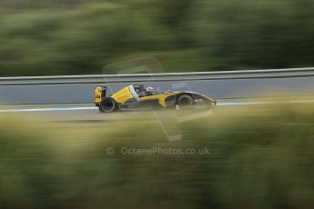 World © Octane Photographic Ltd. Eurocup Formula Renault 2.0 Championship testing. Jerez de la Frontera, Thursday 27th March 2014. Arta Engineering – Simon Gachet. Digital Ref : 0900lb1d0359
