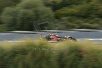 World © Octane Photographic Ltd. Eurocup Formula Renault 2.0 Championship testing. Jerez de la Frontera, Thursday 27th March 2014. ART Junior Team – Callan O'Keeffe. Digital Ref :  0900lb1d0375