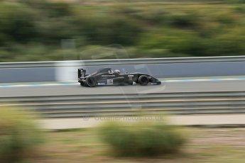 World © Octane Photographic Ltd. Eurocup Formula Renault 2.0 Championship testing. Jerez de la Frontera, Thursday 27th March 2014. RC Formula – Jordan Perroy. Digital Ref :  0900lb1d0575