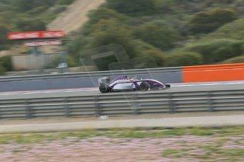 World © Octane Photographic Ltd. Eurocup Formula Renault 2.0 Championship testing. Jerez de la Frontera, Thursday 27th March 2014. China BRT by JCS. – Nick Cassidy Digital Ref :  0900lb1d0666