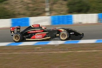 World © Octane Photographic Ltd. Eurocup Formula Renault 2.0 Championship testing. Jerez de la Frontera, Thursday 27th March 2014. ART Junior Team – Callan O'Keeffe. Digital Ref :  0900lb1d0907