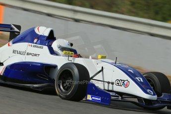 World © Octane Photographic Ltd. Eurocup Formula Renault 2.0 Championship testing. Jerez de la Frontera, Thursday 27th March 2014. Koiranen GP – Nicholas Surguladze. Digital Ref :  0900lb1d1310